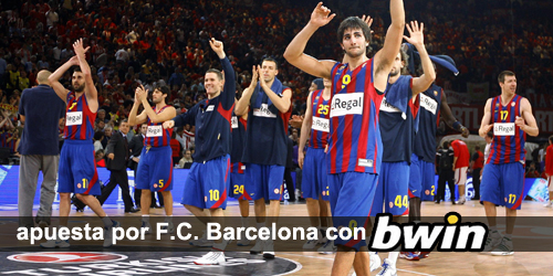 Bwin te da 50 euros como bono de bienvenida si te registras ahora para apostar en lso partidos de la ACB