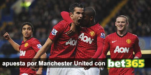 futbol liga inglesa manchester united: