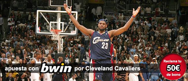 Registrate con Bwin y recibe tu bono de bienvenida para apostar en los partidos de la NBA