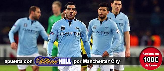 Registrate ahora con William Hill y pide tu bono de bienvenida para empezar apostar en los partidos de futbol
