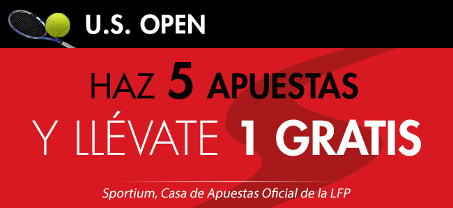 Apuestas Sportium US Open 2014