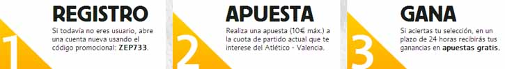 Registrate con Betfair