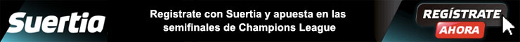 Apuestas Champiosn League