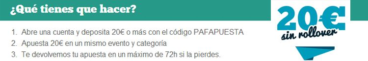 Registrate con Paf