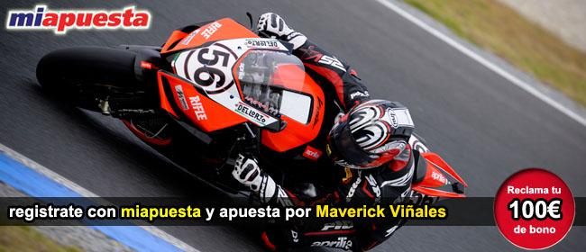 recibe bono bienvenida por apostar en austalia motociclismo