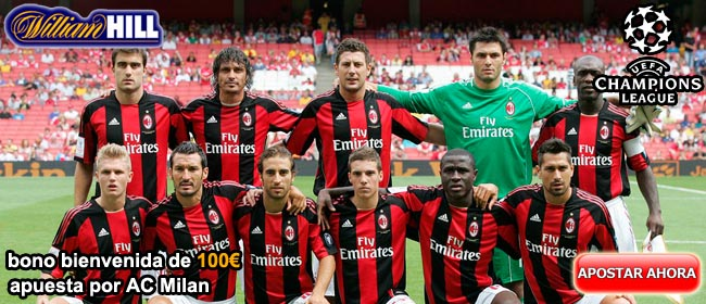 Ac Milan Champions League
