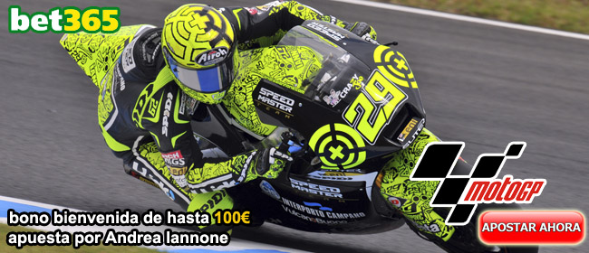 Andre Ianone Qatar GP