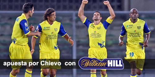 Registrate con William Hill y apuesta en los partidos de fútbol de Italia