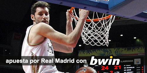 Regogistrate y apuestas con Bwin en la jornada 6 de ACB
