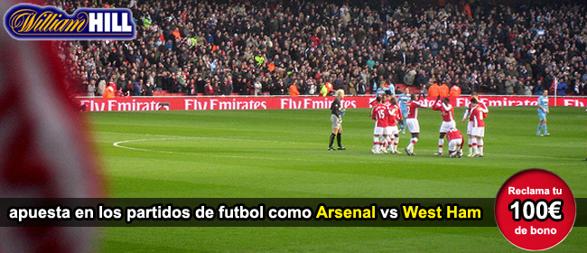 registate y apuesta en los partidos de futbol con william hill