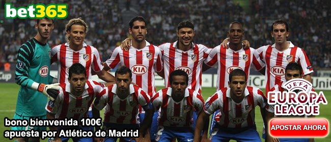 Atletico de Madrid 2012