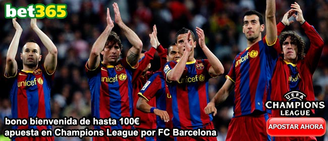 FC Barcelona Semifinales 2012 Champions