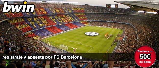 Apuestas Supercopa Bwin 2012