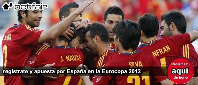 Euro 2012 Betfair