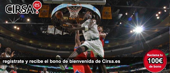 Bono bienvenida Cirsa Baloncesto