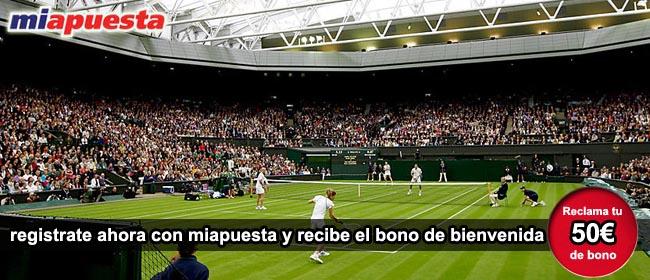 Bono bienvenida tenis miapuesta