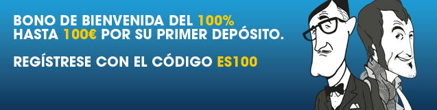 bono william hill 100 euros