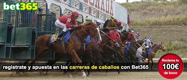 Carreras caballos bet365