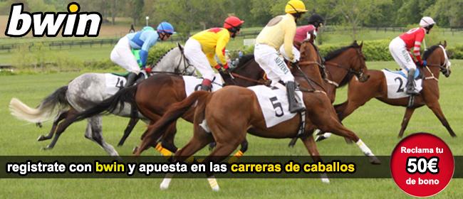 Apuesta en las carreras de caballos y recibe tu bono de bienvenida