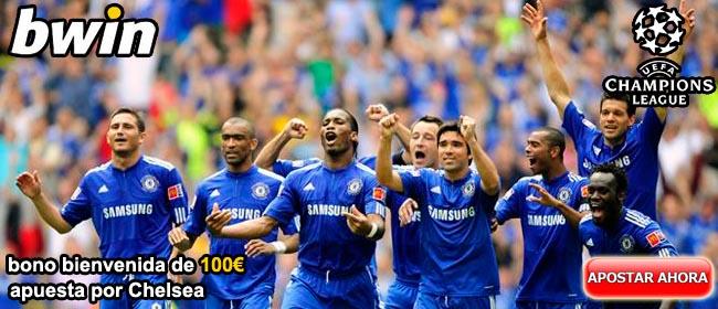 Champions 2012 Chelsea