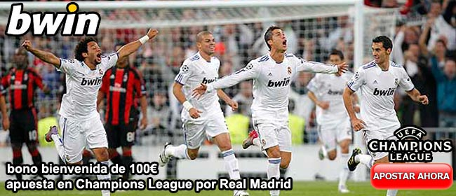 Champions League 2012 Real Madrid