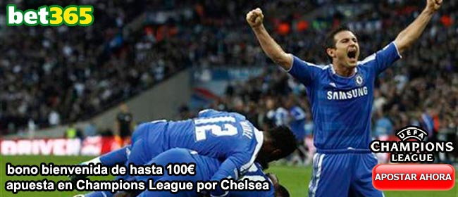 Chelsea semifinales Champions 2012