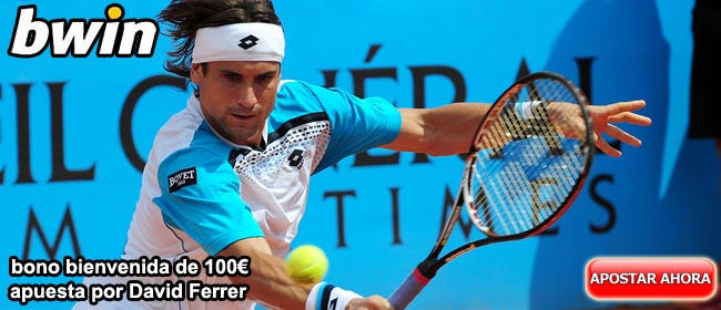 Ferrer Copa Davis 2012