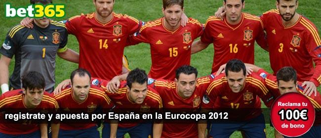 Apuestas 2012 España