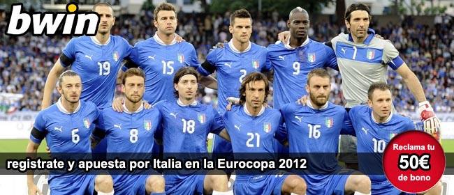 Apuestas Italia Bwin 2012