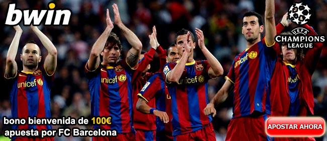FC Barcelona Champions 2012