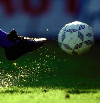 futbol balon patada