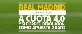 Apuesta por la victoria del Real Madrid