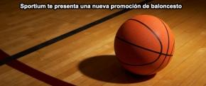 Registrate con Sportium y apuesta en los partidos de baloncesto