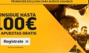 Registrate y empieza a apostar con Betfair