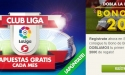 Apuestas club liga 2016-17