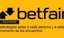 Registrate y empieza a apostar con Betfair Exchange