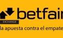 Registrate con Betfair Exchange