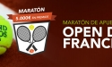 Maratón Luckia Open de Francia