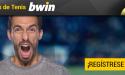 Apuesta en los partidos de tenis con Bwin