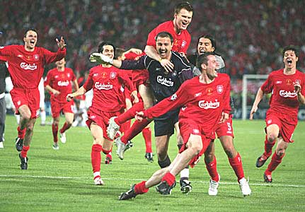 Apuestas Liverpool