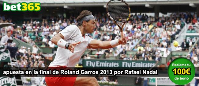 Final Roland Garros 2013