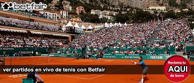 Berfair apuestas tenis en vivo