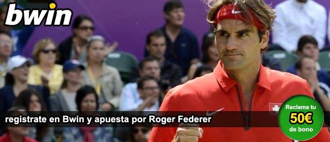 Apuestas Roger Federer Montreal 2012