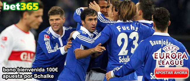 Schalke Europa League 2012
