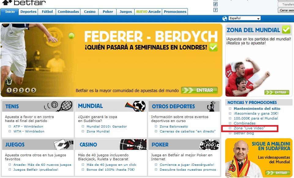 casas de apuestas online