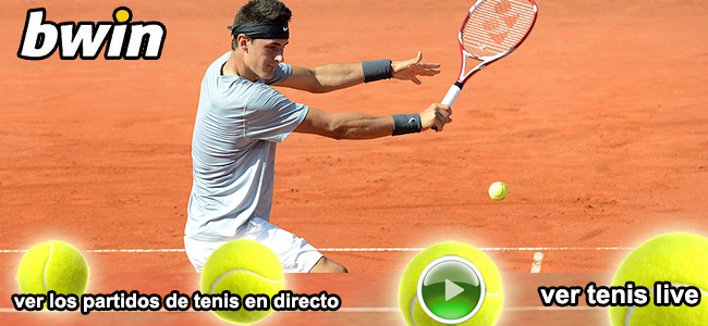 Registrate con Bwin y apuesta en los partidos de tenis
