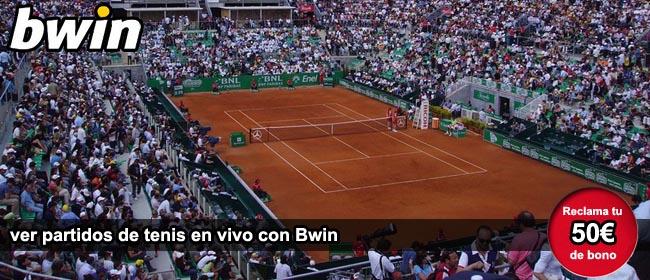 Apuestas tenis en vivo