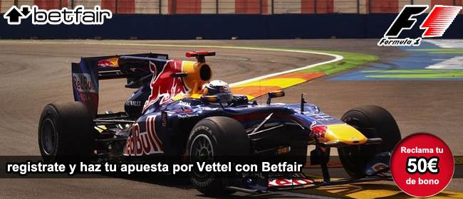 Vettel Silverstone F1 2012
