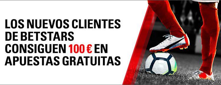 Consigue 100€ con BetStars