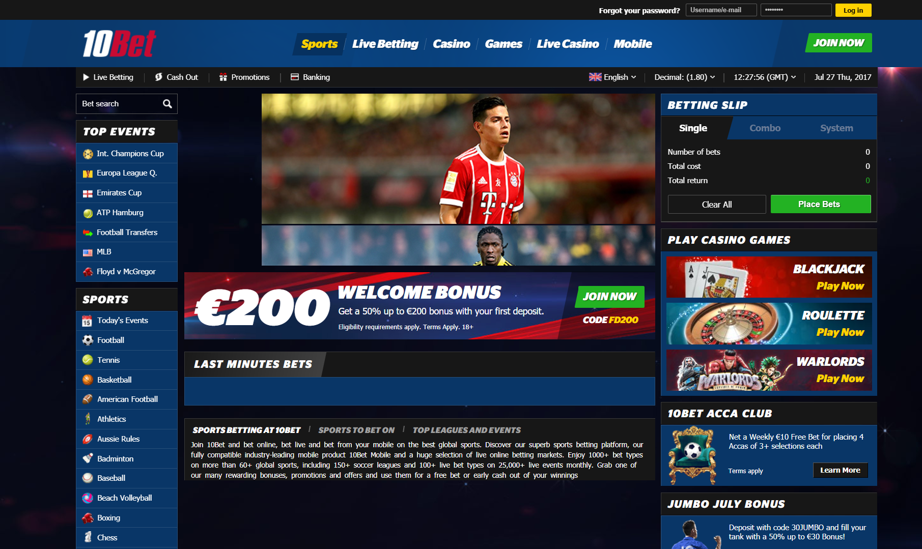 10bet_HomePage.png